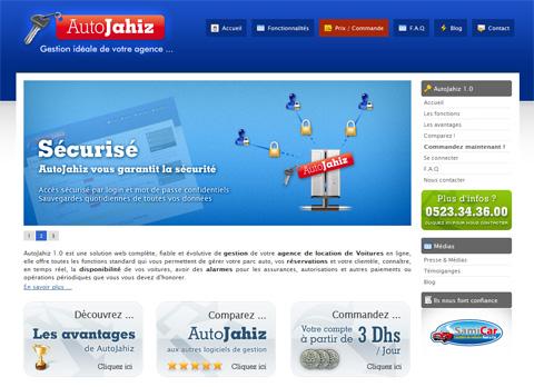 Application web de gestion d'agence de location de voitures au Maroc