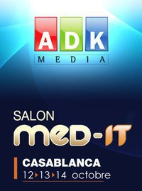 ADK Media au Salon med IT